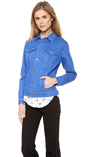 M.i.h Jeans The Boyfriend Denim Jacket