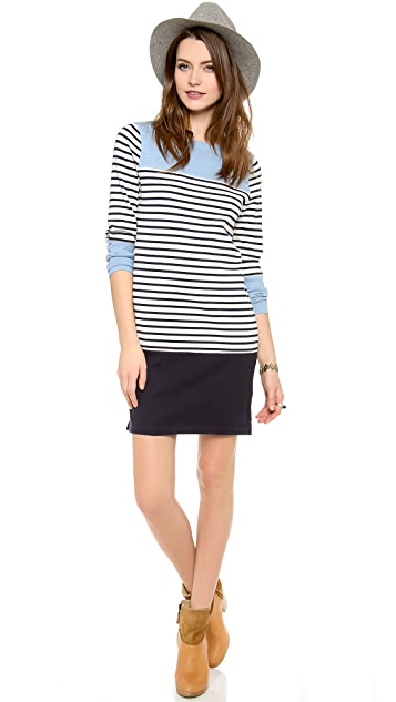 M.i.h Jeans The Breton Dress