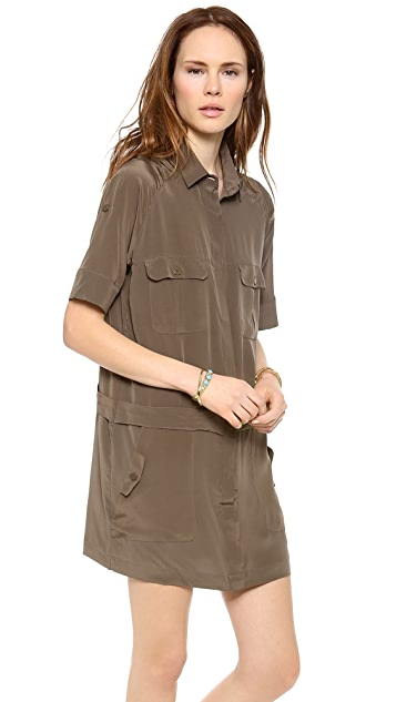 M.i.h Jeans The Patch Pocket Dress