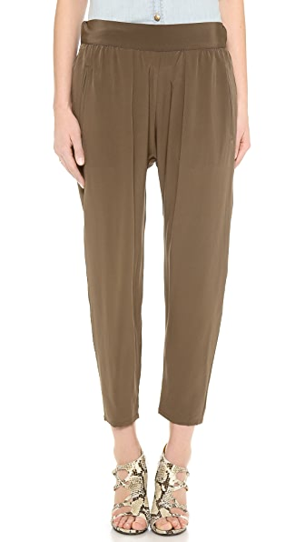 M.i.h Jeans The Strand Silk Pants