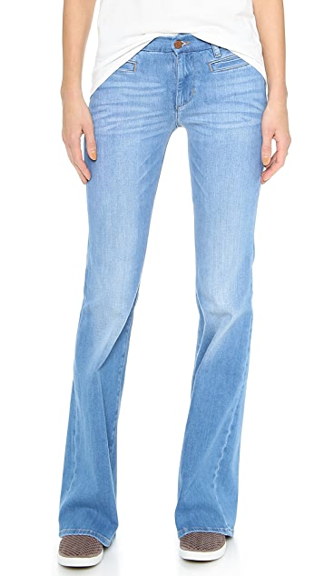 M.i.h Jeans The Marrakesh Kick Flare Jeans