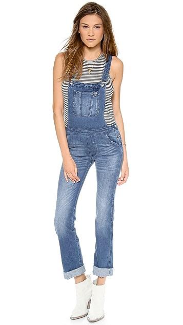 M.i.h Jeans Bib & Brace Overalls
