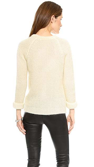 M.i.h Jeans The Waffle Sweater