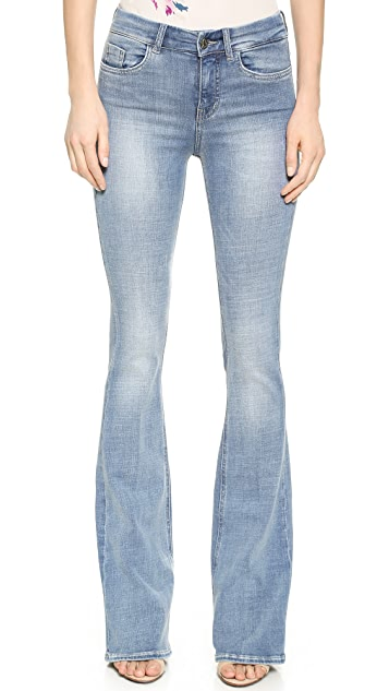 M.i.h Jeans The Bodycon Flare Jeans
