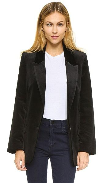 M.i.h Jeans Velvet Harrison Jacket