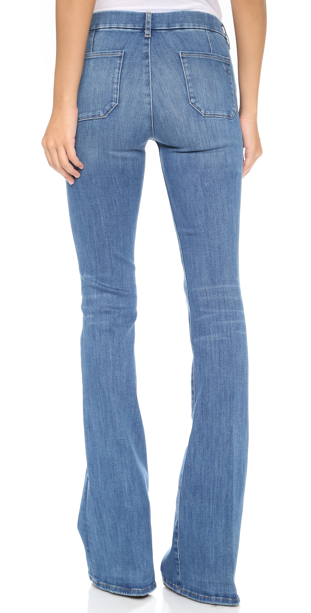 M.i.h Jeans The Marrakesh Flare Jeans