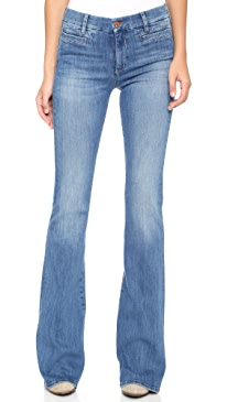 1ef664c184e05 M.i.h Jeans. The Marrakesh Flare Jeans
