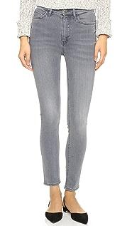 M.i.h Jeans Bridge 高腰紧身牛仔裤