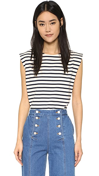 M.i.h Jeans Mariniere Top