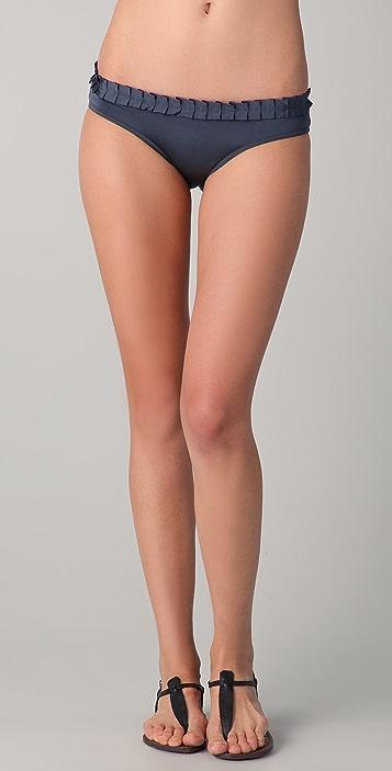 Heidi Klein Santa Barbara Frill Bikini Bottoms
