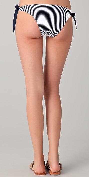 Heidi Klein Catherine Tie Side Bikini Bottoms