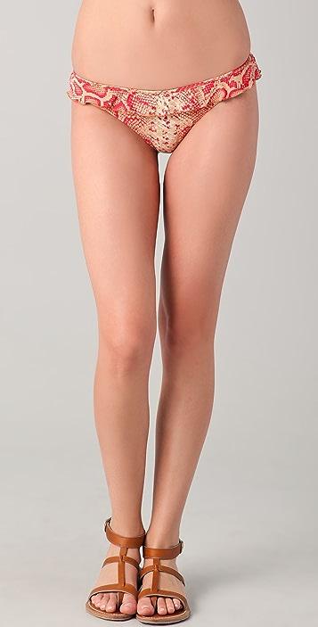 Heidi Klein Koh Samui Frill Bikini Bottoms