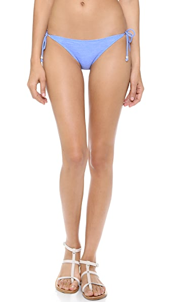 Heidi Klein Sainte Maxime Tie Side Bikini Bottoms