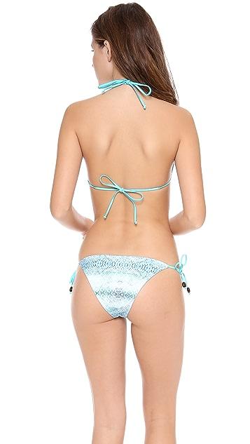 Heidi Klein Sao Paulo Reversible Bikini Top