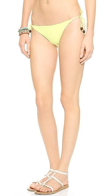 Heidi Klein Zambia Reversible Bikini Bottoms