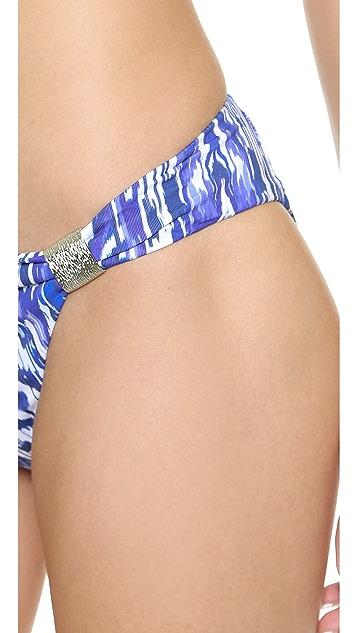 Heidi Klein Little Dix Bay Bikini Bottoms
