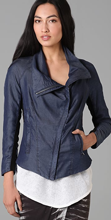 Helmut Lang Denim Silky Wash Jacket