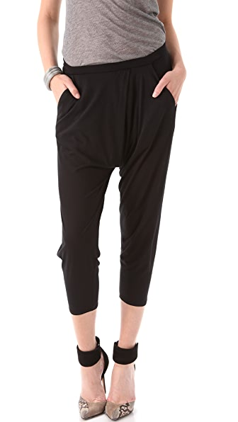 HELMUT Helmut Lang Kinetic Jersey Pants