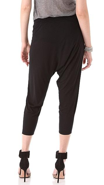 HELMUT Helmut Lang Kinetic Jersey Pants
