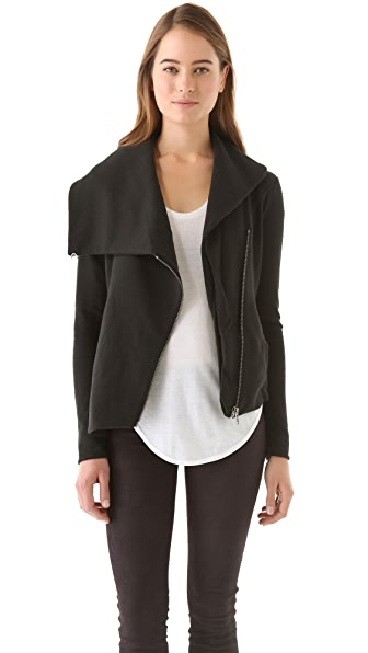 HELMUT Helmut Lang Soft Fleece Jacket