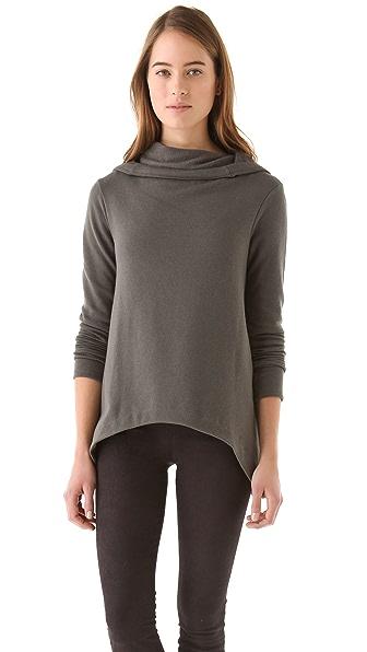 HELMUT Helmut Lang Soft Hooded Sweatshirt