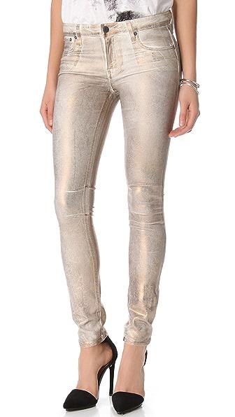 HELMUT Helmut Lang Crystaline Wash Pants