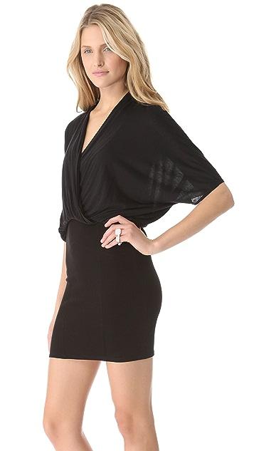 HELMUT Helmut Lang Gala Knit Dress