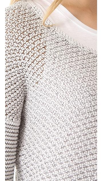 HELMUT Helmut Lang Light Boucle Pullover