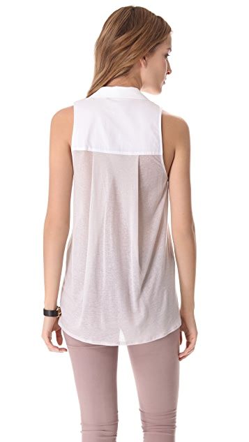 HELMUT Helmut Lang Sleeveless Top