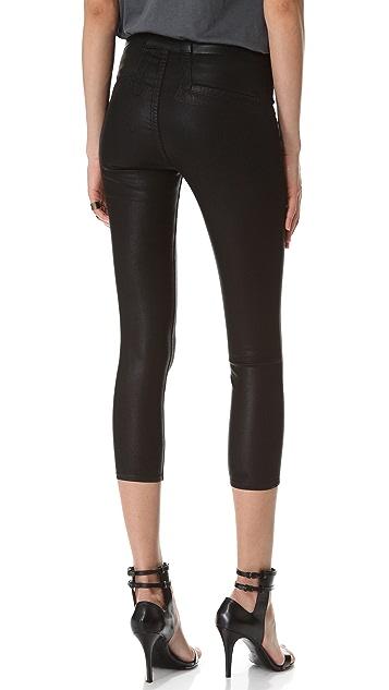 HELMUT Helmut Lang High Gloss Jeans
