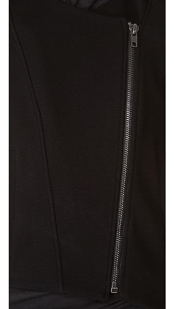 HELMUT Helmut Lang Gala Cropped Jacket