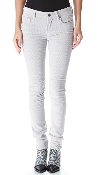 HELMUT Helmut Lang Skinny Corduroy Pants