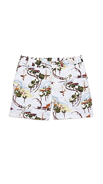 Hentsch Man Station Swim Trunks