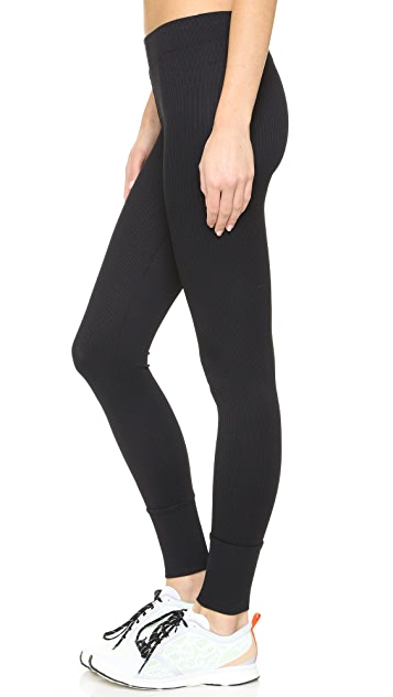 Heroine Sport Ribbed Performance Leggings