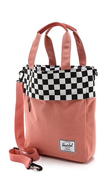 Herschel Supply Co. Pier Canvas Tote
