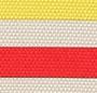 Stripe/Bone/Navy Rubber