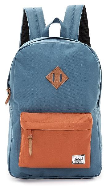 Herschel Supply Co. Heritage Classic Bicolor Backpack