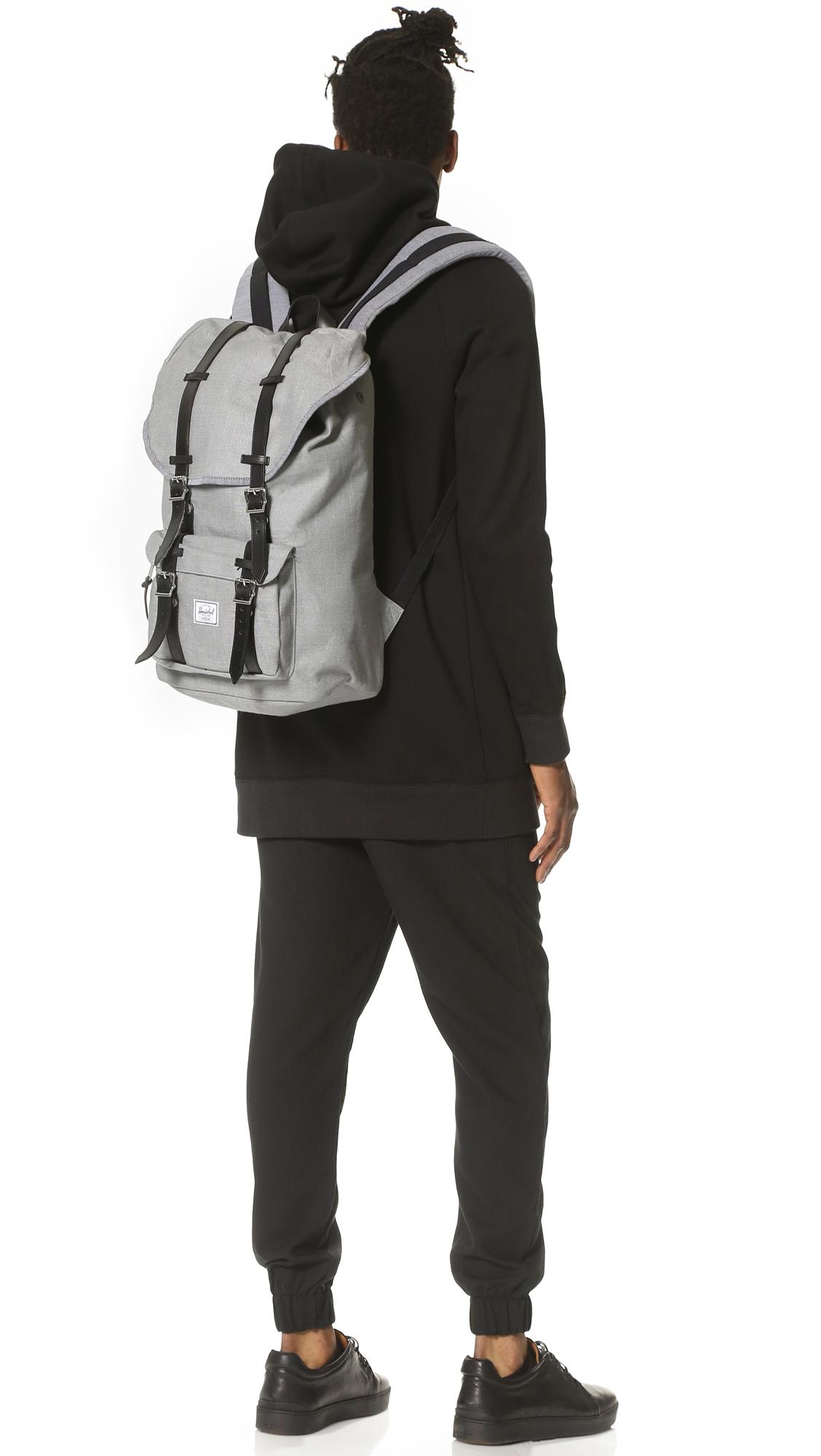 498613b8dade Herschel Supply Co. Hemp Little America Backpack