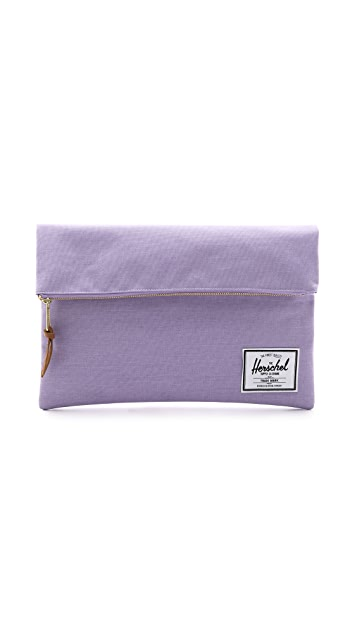 Herschel Supply Co. Carter Large Fold Over Pouch