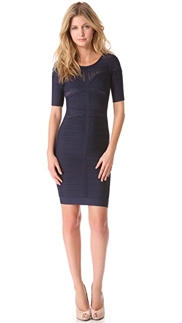 Herve Leger Dania Dress
