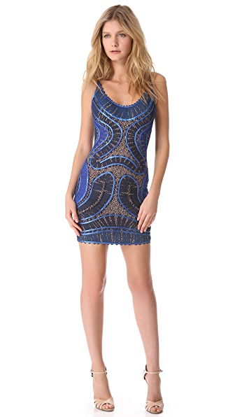 Herve Leger Claudine Dress