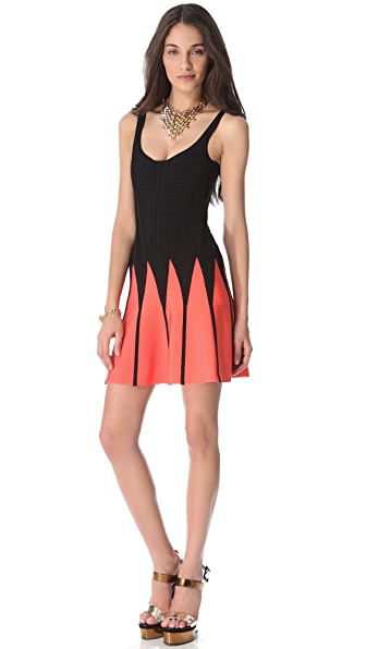 Herve Leger Mirte Dress