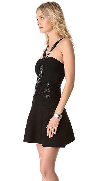Herve Leger Portia Dress