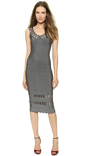 Herve Leger Lilykate Dress