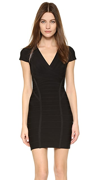 Herve Leger Reza Dress