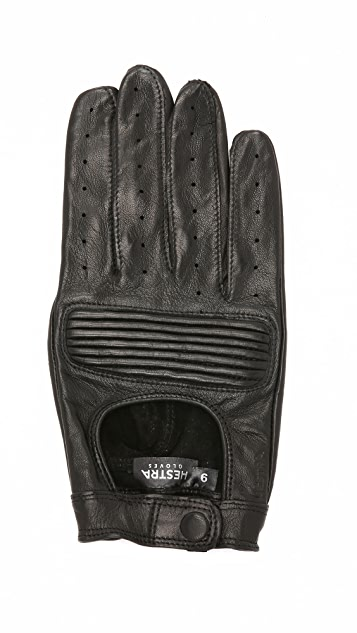 Hestra Steve Leather Moto Gloves