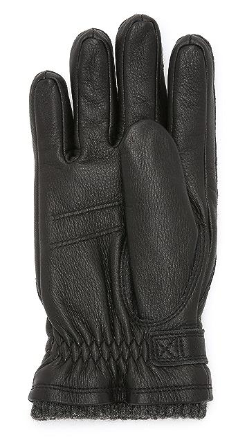 Hestra Utsjo Insulated Leather Gloves