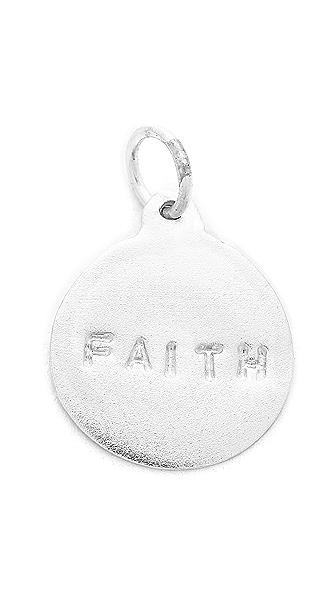 Helen Ficalora Faith Charm