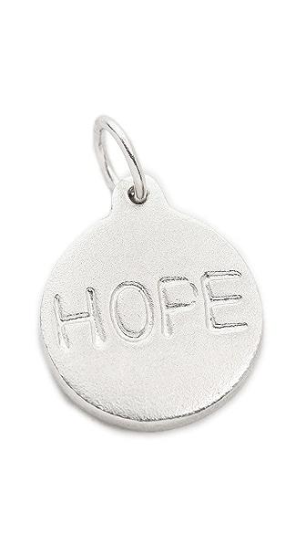 Helen Ficalora Hope Charm