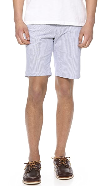Hartford Seersucker Shorts